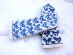 Ravelry: Småfåglar pattern by Solveig Larsson