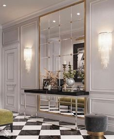 refreshing creative small entryway decor ideas to interior decor of your . - refreshing creative small entryway decor ideas to interior decor of your dream house Home Room Design, Home Interior Design, Living Room Designs, Living Room Decor, Interior Decorating, House Design, Modern Furniture, Dining Room, Modern Classic Interior