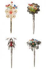 women hair pin //D-147,D-148,D-149,D-150