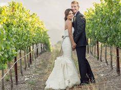Angelique Cabral and Jason Osborn wedding photos