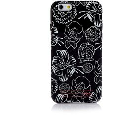 Marc By Marc Jacobs Disney Laughing Flower iPhone 6 Case ($51) ❤ liked on Polyvore featuring accessories, tech accessories, black multi, comic book and marc by marc jacobs