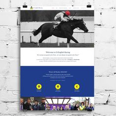 #TBT - Throwback to our Website Design for D.English Racing in Dec'16 dedicated to GDC - Happy Birthday 💔🦸♂️ - . . . . . #websitedesigner #webdesign #web #websitedesign #website #dublin #designinspiration #designer #photoshop #design #succeed #ui #uiux #userinterface #interface #userinterfacedesign #uidesign #uidesigner #uitrends #appdesign #dailyui #landingpage #uiinspiration #graphicdesignui #youidesign #userinterface #userexperience #irishbusiness #ireland Daily Ui, Ui Inspiration, User Interface Design, Photoshop Design, Dublin Ireland, Ui Design, Happy Birthday, Racing, English