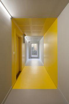 Housing in Paris / Hamonic Masson & 038 Associés Comte Vollenweider