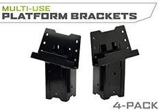 HME Multi-Use Platform Brackets. Hunting Blinds, Observation Decks & Outdoor Platforms. from Hunting Made Easy!