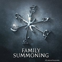 The next rune from #LordOfShadows is......FAMILY SUMMONING! (@ShadowhunterBks) | Twitter