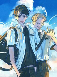 Art And Illustration, Character Illustration, Kunst Inspo, Art Inspo, Anime Kunst, Anime Art, Pretty Art, Cute Art, Character Inspiration