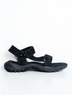 OAK vibram sole sandal black
