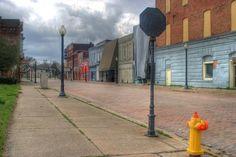 Cairo, IL : Downtown Cairo, Illinois photo, picture, image (Illinois ...