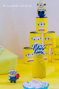 Minion Birthday anniversaire décoration