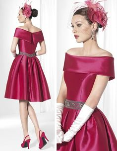 Casual Dresses, Fashion Dresses, Girls Dresses, Formal Dresses For Weddings, Bridal Dresses, Rosa Cocktails, Classy Outfits, Trendy Outfits, Mother Of The Bride Jackets