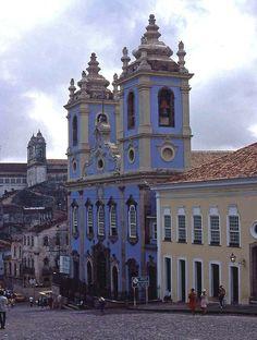Salvador, Brazil  1980 by Karl Agre, M.D., via Flickr