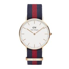 Montre Femme Wellington Oxford / Rose or