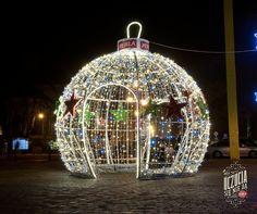 W Lublinie zagościły już święta! A u Was? Pokażcie nam swoje bombki!