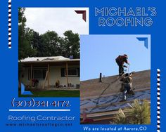 From residential roof replacement and roof repairs, to large scale commercial roofs, we have the credentials and experience to deliver premium quality work. We specialize in commercial and residential roofs. Call us now for your free estimate! #MichaelsRoofing #AuroraColorado #RoofingCompany #ResidentialRoofing #CommercialRoofing #RoofRepairs #CommercialRoofs #RoofingContractor #MetalRoofing #FlatRoofing #RoofInstallation #ResidentialRoofReplacement #RoofRestorationService