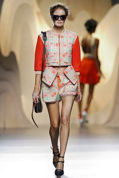 Ana Locking - Madrid Fashion Week P/V 2015 #mbfwm