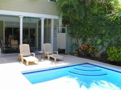 Private Homes, Old Town Vacation Rental - VRBO 251642 - 2 BR Key West House in FL, Tropical Dreaming: 2 BR / 2.5 BA House in Key West, Sleep...