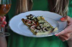 Francuskie ciasto, plastry cukinii, pesto i inne rozmaitości. | Make Cooking Easier