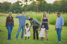 Families can be described in a lot of ways. Join Carol Jones and her family as they share their journey of adoption and their life as a transracial family.