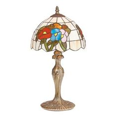 """#Table #Lamp Antique Brass Tiffany Style Stained Glass 19""""H # 20784 Shop --> http://www.rensup.com/Table-Lamps/Table-Lamps-Antique-Brass-Table-Tiffany-Style-Lamp-19-H-x10/pd/20784.htm?CFID=2637774&CFTOKEN=f4873a85f8a007c8-FEA26157-B9A2-0D4D-453227B9EC730E20"""