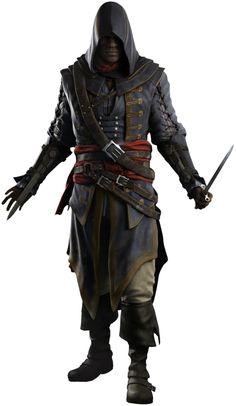 "Adéwalé from ""Assassin's Creed IV: Black Flag"""