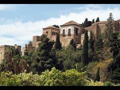 Alcazaba de Málaga - YouTube