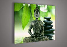 Religion Leinwndbild Buddha Wall Art Oil Painting On Canvas No Framework Hand Painted Pop Art Buddha Wall Art, Buddha Decor, Buddha Painting, Oil Painting Abstract, Hand Painting Art, Oil Paintings, Wall Art Uk, Canvas Wall Art, Pop Art Pictures