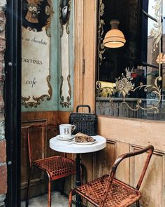 Cafe in Paris France, photo by heydavina Style Parisienne, Fall Collection, Pause Café, Coffee Cafe, Coffee Shops, Starbucks Coffee, Adventure Is Out There, Coffee Break, The Places Youll Go