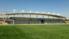 Instalaciones deportivas Moncada. Chiralt Arquitectos