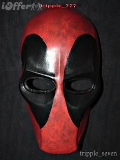 ARMY OF TWO AIRSOFT PAINTBALL GUN MASK DEADPOOL MA85 $110.00