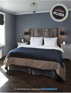Love the slate gray and wood (via base magazine)