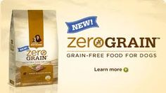 FREE Rachael Ray Nutrish Zero Grain Dog FoodSample~ Available Again