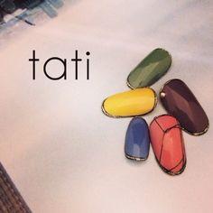 「 チェスタン♥︎ 」の画像|t a t i ~京都よりオトナのためのネイルを発信~|Ameba (アメーバ)