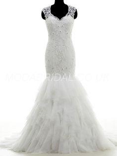 modabridal.co.uk SUPPLIES Customized Sweetheart Summer Hall Church Floor-Length All Sizes Lace Winter Wedding Dress Simple Wedding Dresses