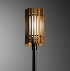 ZERO lighting - Rib by Niklas Ödman. Outdoor Fixtures from ZERO Lighting.  300mm diameter, consider mounting upside-down?