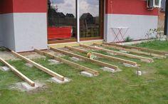 Come posare il pavimento in legno per esterni