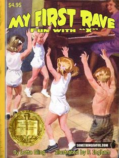 I'll just assume Rave meant something different in the 50s and leave it at that.