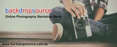 Photography backdrops by #Backdropsource Australia. Photo backdrop for professional shoot. Photography #backgrounds made of 100% cotton yarn. Ships from Brisbane