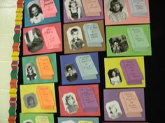 Once Upon A Time Before We Were Teachers--March is Reading Month idea
