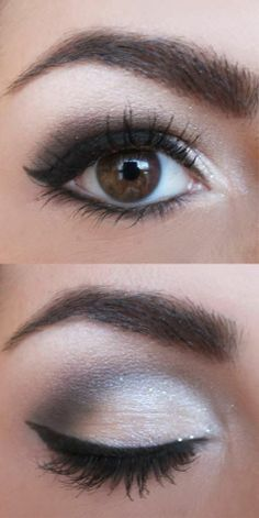Great Smokey Eye Makeup