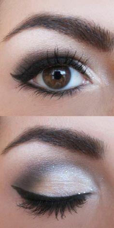 Great Smokey Eye Makeup