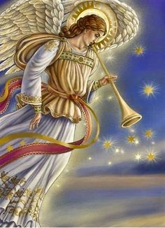 Angel by Irina Lombardo Angel Images, Angel Pictures, Catholic Art, Religious Art, Angels Beauty, I Believe In Angels, Saint Esprit, Angels Among Us, Archangel Michael
