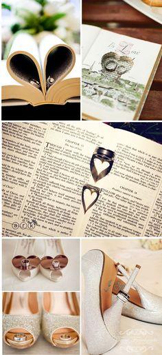 Magnifique photos d'alliances!!! A faire absolument pour son mariage!