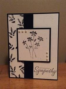 1000+ ideas about Handmade Sympathy Cards on Pinterest | Sympathy Cards, Handmade Cards and Pet ...