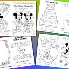 Kids Wedding Activities Kids Wedding Favors Kids Wedding | Etsy Kids Wedding Favors, Wedding Reception Favors, Wedding Games, Wedding With Kids, Our Wedding Day, Wedding Ideas, Wedding Fun, Gold Wedding, Wedding Coloring Pages