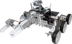 Facing engineering standards barriers? Tear them down with robotics!