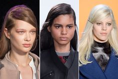 3 Hair Trends from the New York Runways You Can Try Now