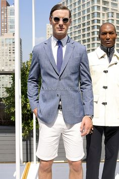 Nautica Men's Spring 2013 collection by Chris Cox