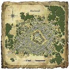 A place for the collection and display of various fantastical ideas, concepts, rules, and anything else someone could appreciate and use. Fantasy City Map, Fantasy Town, Fantasy Castle, Medieval Fantasy, Fantasy World, Dark Fantasy, Plan Ville, Pathfinder Maps, Imaginary Maps