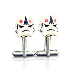 Gemelos de StormTrooper color blanco