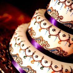 Traumhafte #Hochzeitstorte